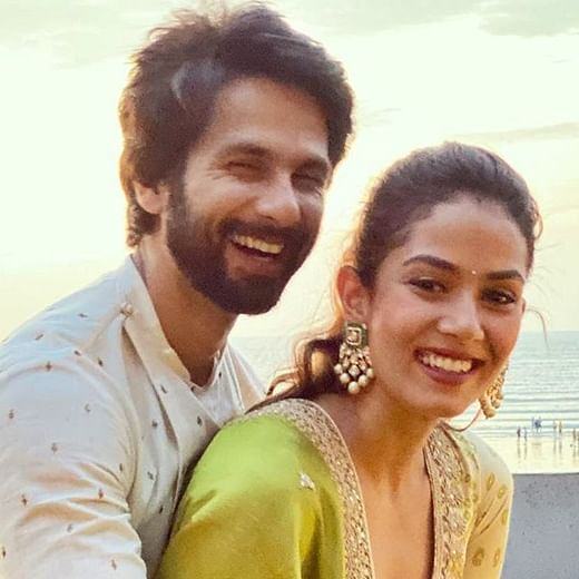 Handsome hunk Shahid Kapoor's wife Mira has a crush on THIS celebrity