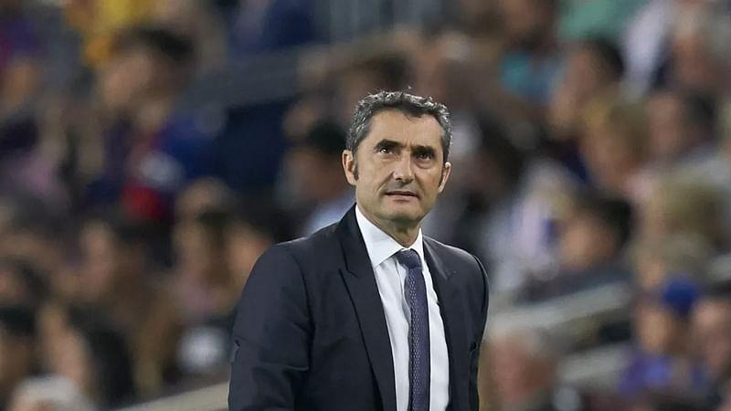 Have run out of words to describe Lionel Messi: Barcelona coach Ernesto Valverde