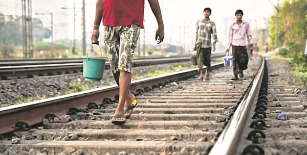 UP is ODF but several still prefer fresh air