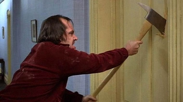 Jack Nicholson's 'The Shining' axe sold for Rs 1.4 Crore at an auction
