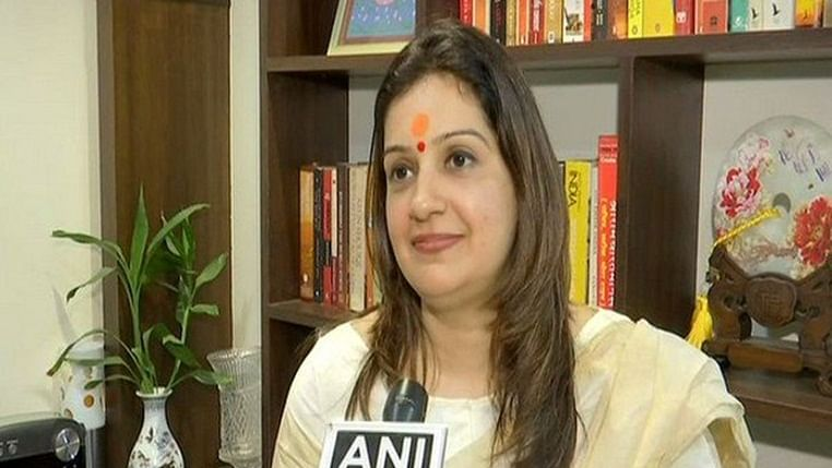 Why is #MaharashtraNeedsDevendra trending in 'Delhi, Dhaka and Dubai', wonders Priyanka Chaturvedi