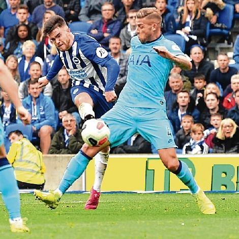 Premier League: Spurs shattered yet again