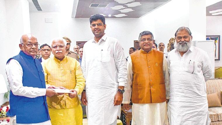 Manohar Lal Khattar to take oath as Haryana CM again