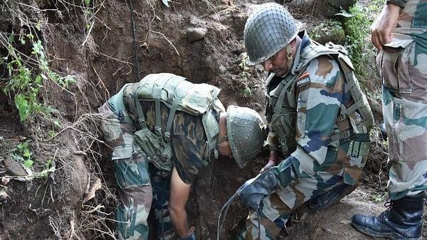 Indian Army destroys 3 mortar shells of Pakistan Army