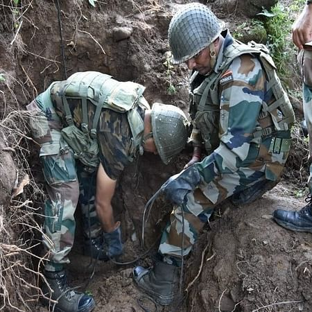 Indian Army destroys 3 mortar shells of Pakistan Army