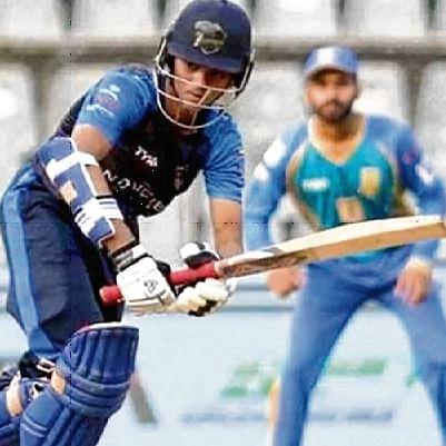 Vijay Hazare Trophy: Yashasvi Jaiswal's double props Mumbai