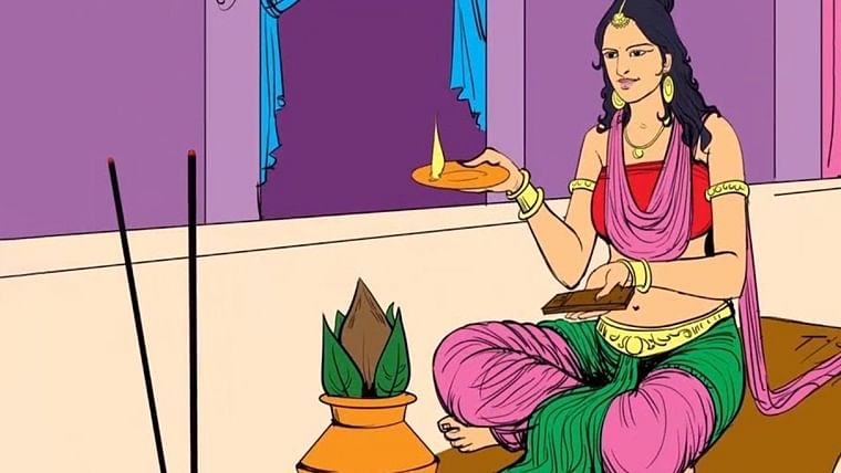 The legend of Karva Chauth: Veervati and her story of devotion
