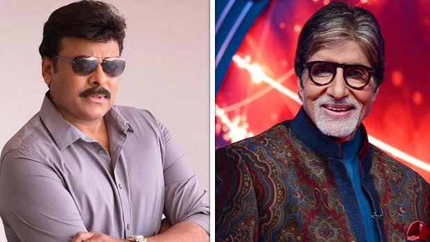 Sye Raa Narasimha Reddy: Chiranjeevi says Amitabh Bachchan had advised him to not join politics