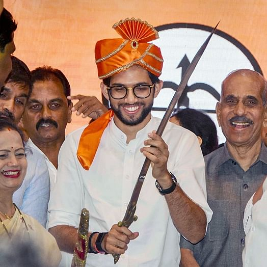 'We are with people, tribals who are protesting against  felling of trees': Aaditya Thackeray backs Aarey protest