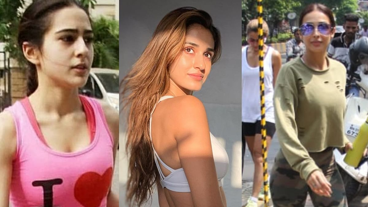 From Sara Ali Khan to Disha Patani: B-town divas who are turning up the heat with their workout game