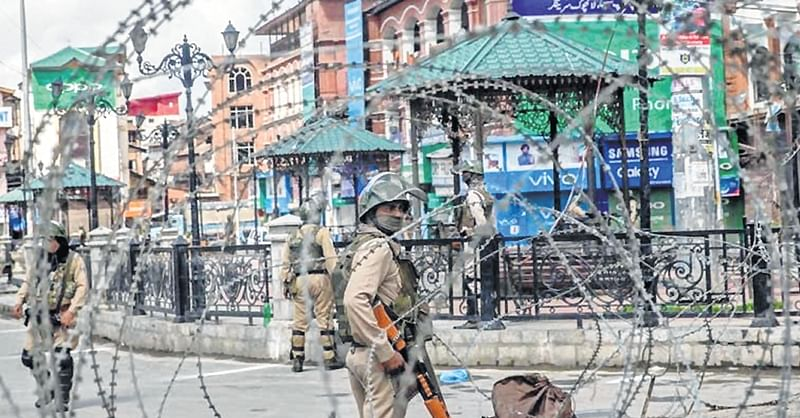 Jammu and Kashmir admin releases three politicians from detention