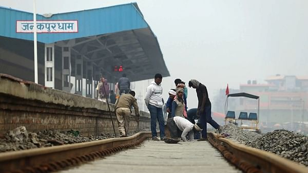 Nepal, China push rail link to end India hold