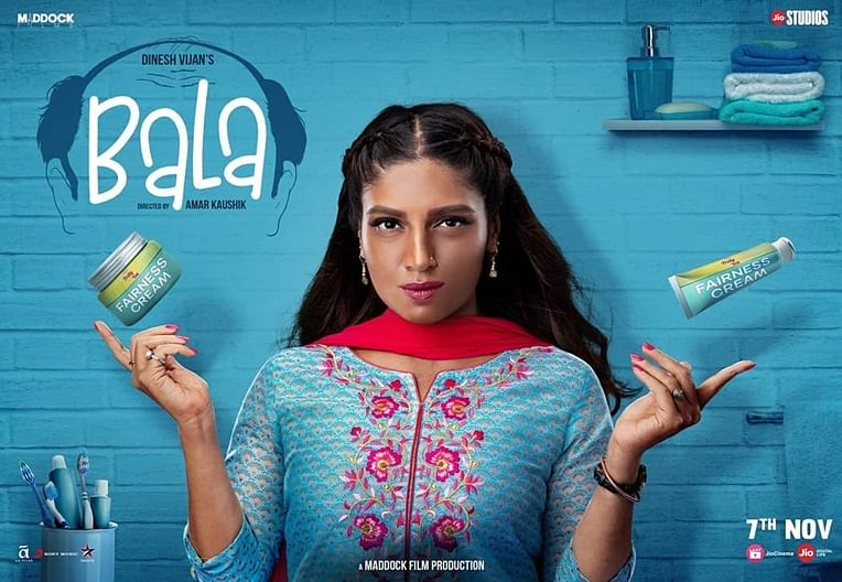 Bhumi Pednekar defends her dusky appearance in 'Bala', says it tries busting India's fetish for fair skin
