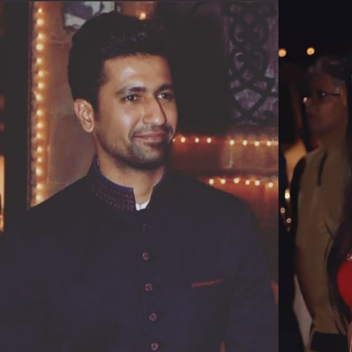 Vicky Kaushal, Katrina Kaif spark off dating rumours at Diwali party