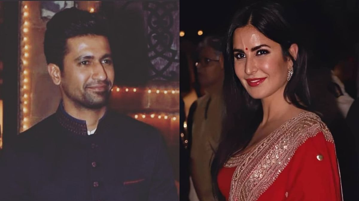 Vicky Kaushal, Katrina Kaif spark off dating rumours at Diwali party
