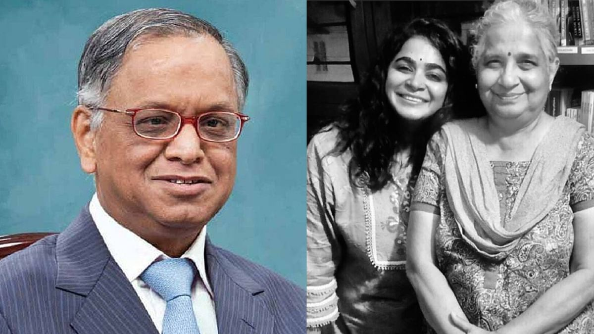 Ashwiny Iyer Tiwari announces her next film on Narayana and Sudha Murthy