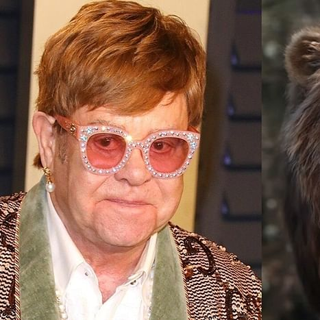 They messed up the music: Elton John finds new 'Lion King' disappointing