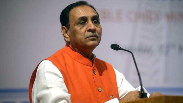 Gujarat CM Vijay Rupani collapses at rally in Vadodara; condition stable, kept under observation at hospital