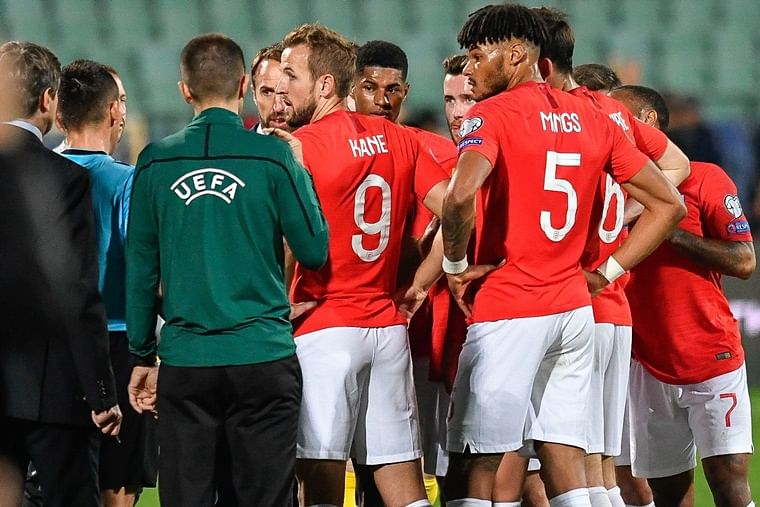 Bulgaria vs England: Euro 2020 qualifier stopped twice due to racial abuse during match