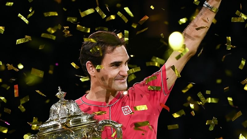 Roger Federer wins 10th Swiss Open Crown, his 103rd singles title