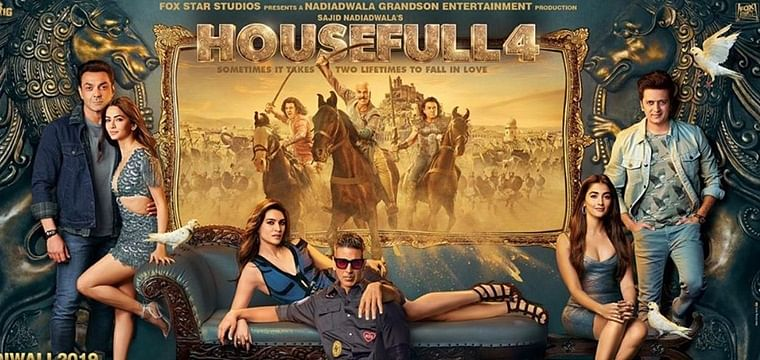 Here's when multi-starrer 'Housefull 4' will release