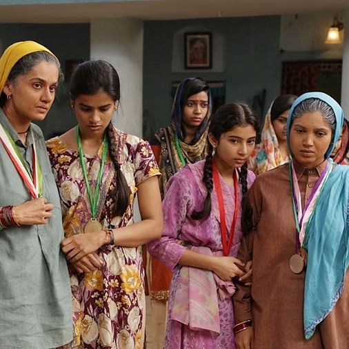 Saand Ki Aankh Movie Review: Taapsee, Bhumi starrer aims well but misses bullseye