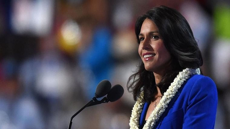 Outrageous for anyone to suggest Tulsi Gabbard 'is a foreign asset': Senator Bernie Sanders
