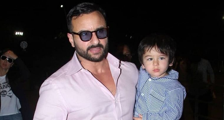Pataudi Parampara continues: Taimur likely to follow grandfather and father to Lockers Park School