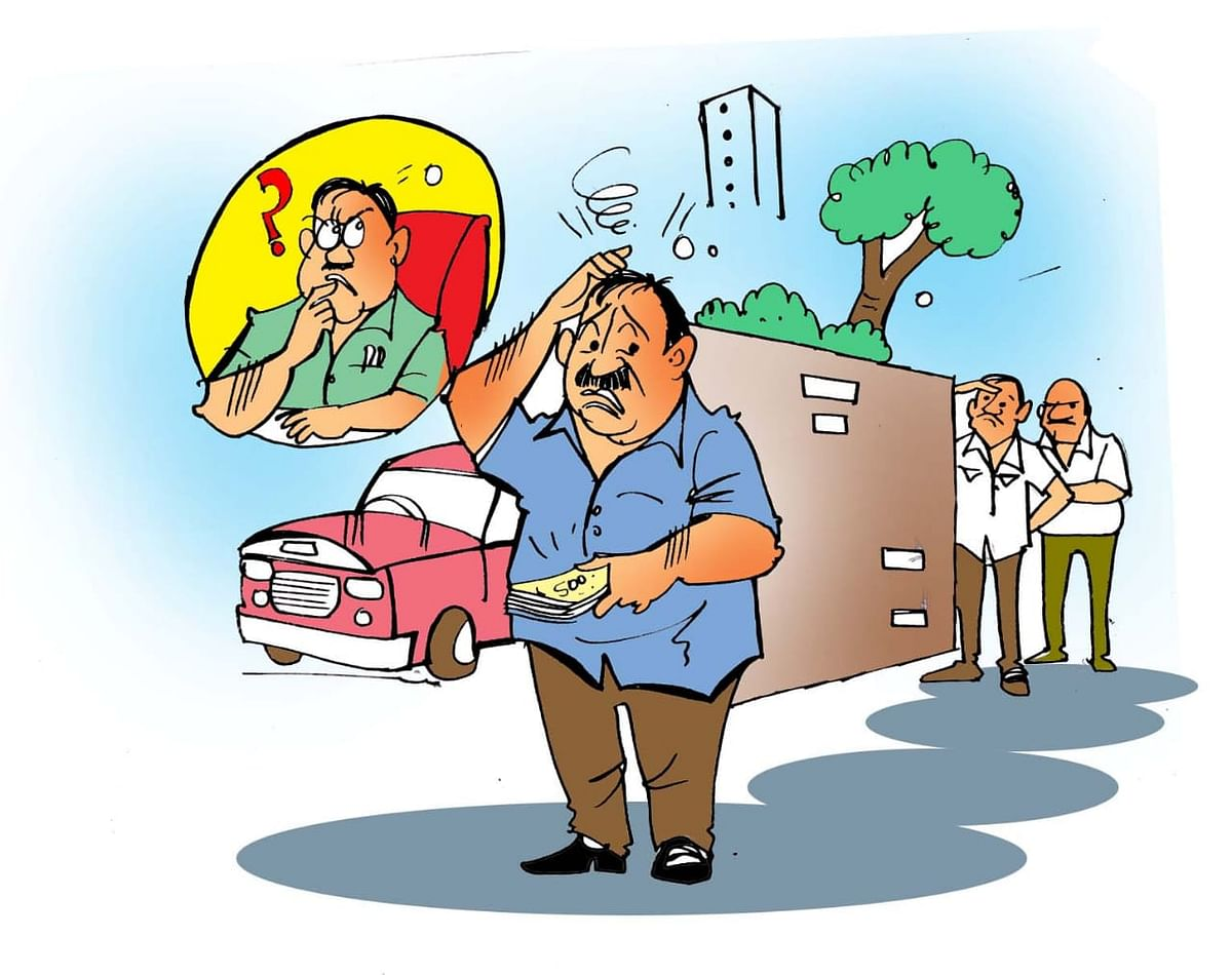 Indore: In Lokayukta police net; Asst commercial tax officer booked for demanding Rs 60,000 bribe