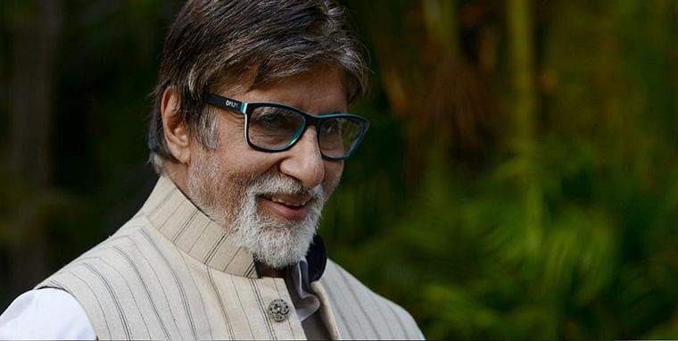 Fans gather outside Amitabh Bachchan's residence to wish him on his 77th birthday