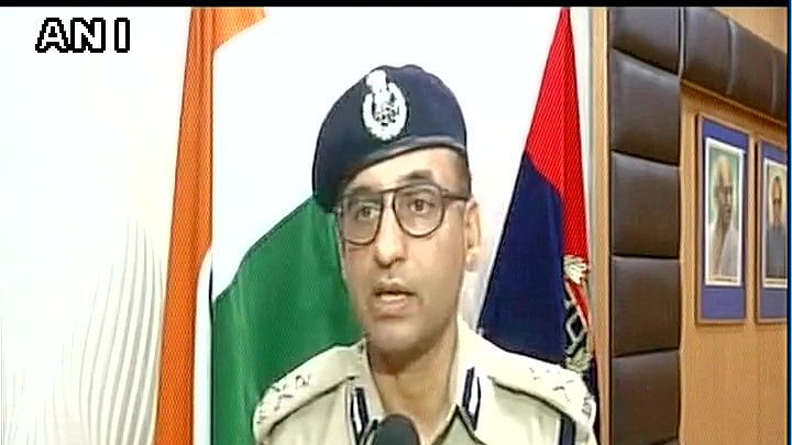 Additional Director General of Police (Law and Order) Navdeep Singh Virk.