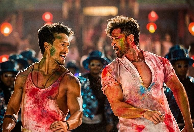 War Box Office Collection Day 1: Hrithik-Tiger film roars at the box office, gets biggest opening of 2019