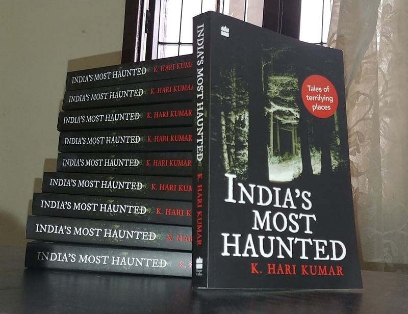 India's Most Wanted: K Hari Kumar speaks about his new book
