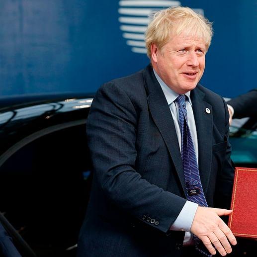 Boris Johnson's Brexit deal becomes law