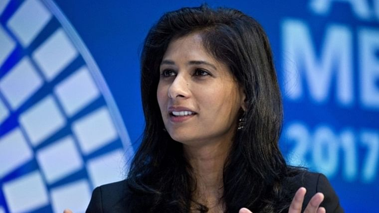 IMF chief economist Gita Gopinath expects slow global recovery with pandemic not under control