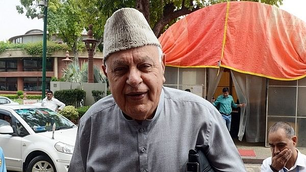 Political leaders condemn extension of Farooq Abdullah's house arrest, demand his 'immediate release'