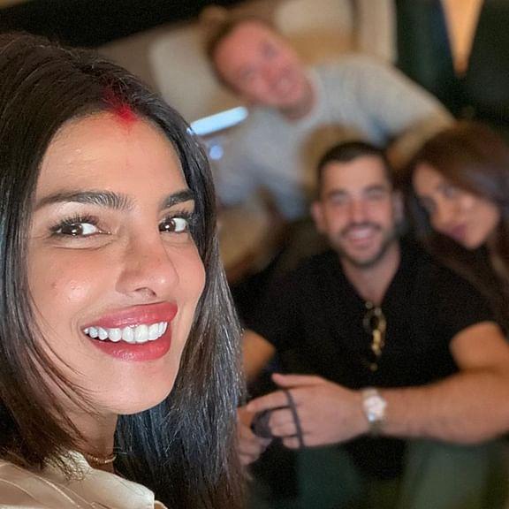 Priyanka Chopra celebrates her first Karva Chauth with BFFs, fans ask where's Nick Jonas?