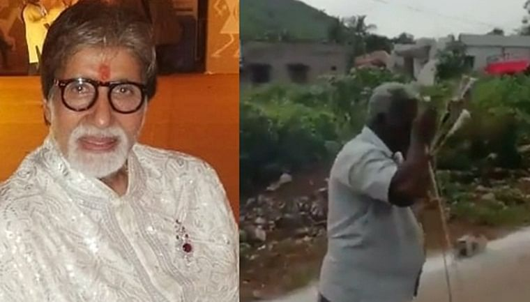 Watch: This chain-smoking Rocket Man even left Amitabh Bachchan in awe