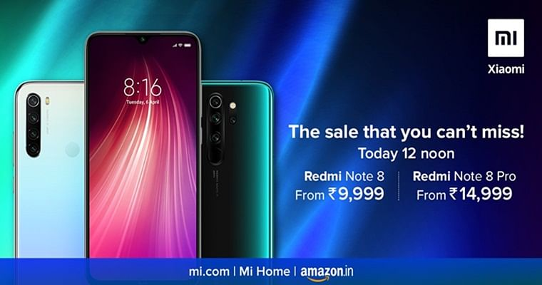Redmi Note 8: Great budget buy with excellent camera