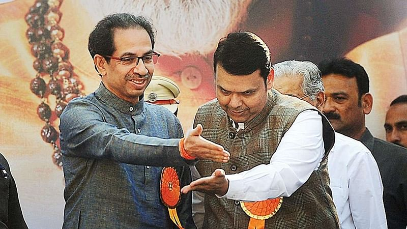 Shiv Sena and BJP need to back off from their strident positions to reach a compromise