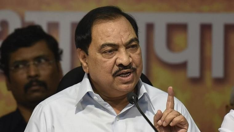 Sharad Pawar spreading 'false statements' of me fighting on NCP ticket: BJP's Eknath Khadse