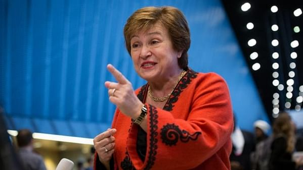 Effect of global 'synchronized slowdown' is 'more pronounced' in India: IMF chief Kristalina Georgieva