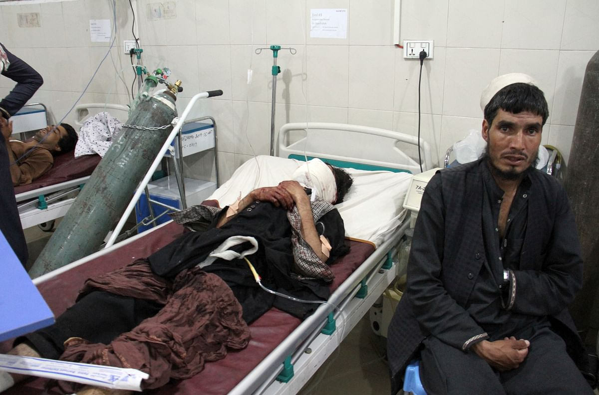 23 students hurt in Afghanistan University explosion