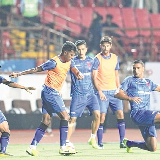 Battle of contrasts is set to unfold as Mumbai City face Odisha in their own backyard today