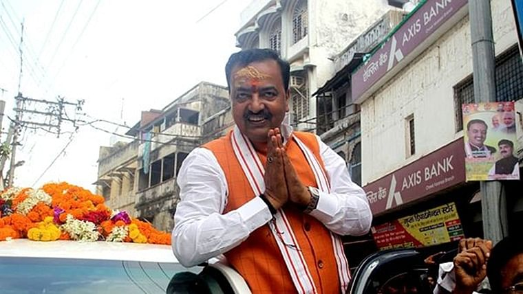 "Voting for BJP means ""nuclear bomb has been automatically dropped on Pakistan"": Keshav Prasad Maurya"