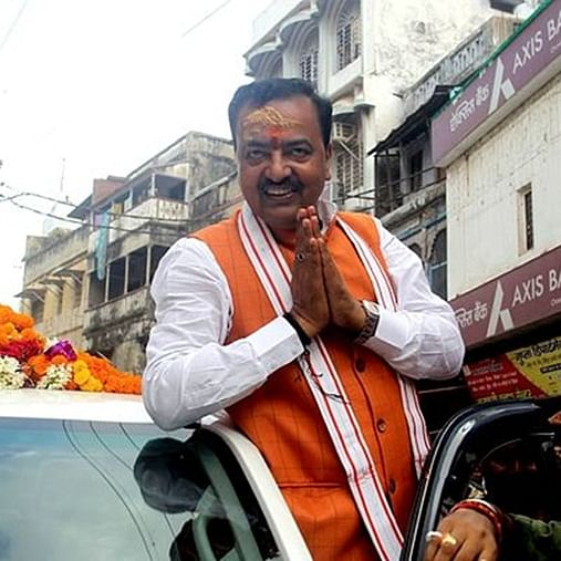 """Voting for BJP means """"nuclear bomb has been automatically dropped on Pakistan"""": Keshav Prasad Maurya"""