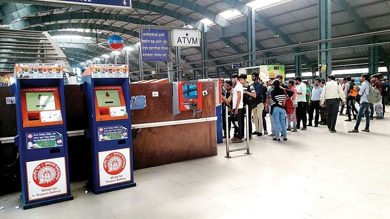 Mumbai: Central Railway launches 'one-touch ATVM'