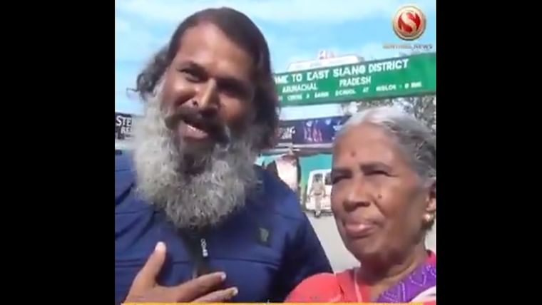 Mysuru man takes his mother on 7-month pilgrimage on scooter, Anand Mahindra offers car