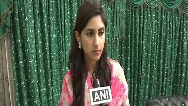 Congress MLA Aditi Singh