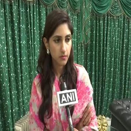Congress MLA Aditi Singh 'rewarded' with Y-category security